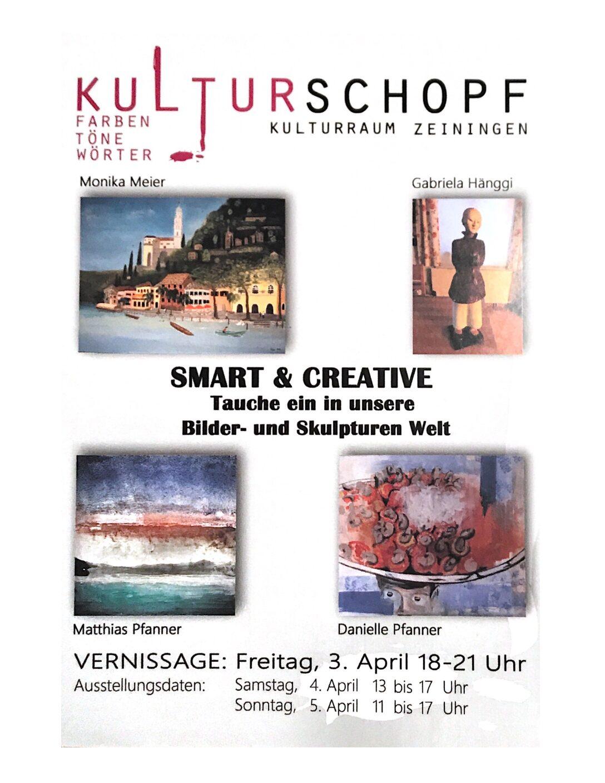 Ausstellung im Kulturschopf Zeiningen